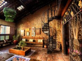 Pousada Villa Olinda, guest house in Olinda