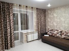Апартаменты на Кооперативной 14А, hotel in Velikiy Ustyug