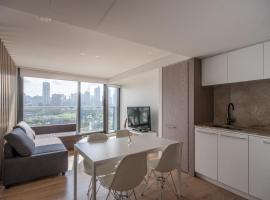 Luxury Studio Apartment in Potts Point, pet-friendly hotel in Sydney