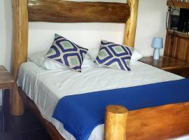 Luxury Air Conditioned Studio Suite, hotel in Manzanillo