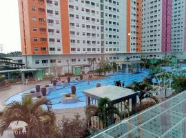 booking Green Pramuka City Fleksibel com, hotel in Jakarta
