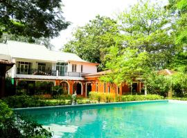 The Journey House Lifestyle Boutique Hotel, hotel in Kanchanaburi City