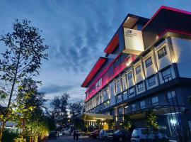 TSR Seafront Hotel, hotel di Port Dickson
