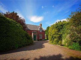 The Head Gardeners Cottage, Dunbar, hotel in Dunbar
