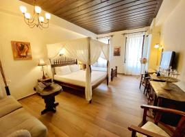 Doge Traditional Hotel, hotell i Chania stad