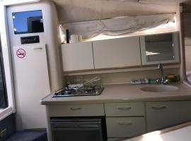 yacht, boat in Adeje