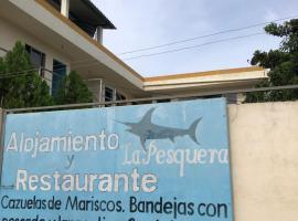 La Pesquera, hotell sihtkohas San Onofre