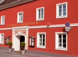 Gasthof Grillitsch Rösslwirt, Hotel in der Nähe von: Obdach Ski Lift, Obdach