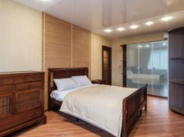 Two Bedroom Premium Apartments - Двухкомнатная квартира, 4 спальных места, отель в Нижнем Новгороде