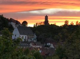 Ferienwohnung Kellerer 3, hotel in Waischenfeld