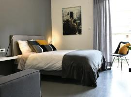 N.Y apartment in the center of Patras, family hotel in Patra