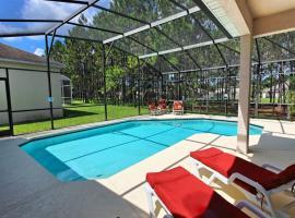Highlands Reserve 4 Bedroom Villa Retreat villa, hotel in Davenport