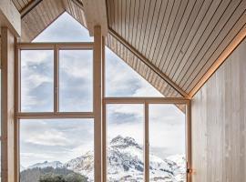 HOLZGAUER HAUS, hotel in Warth am Arlberg