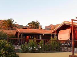 Cumbrecita, hotel a El Paso