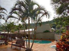 Pousada Vento Forte, self catering accommodation in Florianópolis