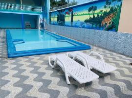 Hotel Alto Amazonas, hotel en Leticia
