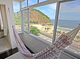 Rio Spot Homes vista praia D047, hotel in Rio de Janeiro