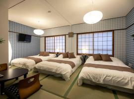 North Umeda GuestResidence301, hotel in Osaka