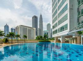 Crest Residences, accessible hotel in Kuala Lumpur