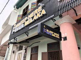 Sleep Here Hostel, Melaka, hostel in Malacca
