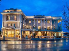 Olympus Terra Boutique Hotel, ξενοδοχείο στη Λάρισα