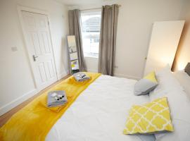 Lovely apartment available for guests Parking wifi, apartment in Southampton