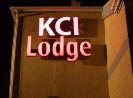 KCI Lodge, hotel near Kansas City International Airport - MCI,