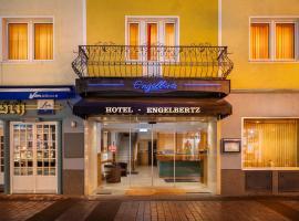 Hotel Engelbertz, отель в городе Кёльн