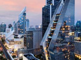 Rosewood Bangkok, hotel in zona Soi Arab, Bangkok