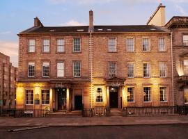 Malmaison Edinburgh City, hotel near Edinburgh Waverley station, Edinburgh