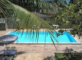 Pousada Dos Cajueiros, accessible hotel in Paripueira
