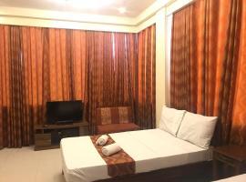 Aquari Travellers Inn, hotel in Puerto Princesa