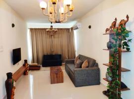 EXHO 2 Sea Esta Holiday Homes, hotel near Verna Industrial Estate, Colva