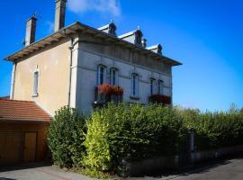 La Dragée Hôte, Chambres chez l'habitant, vakantiehuis in Verdun-sur-Meuse