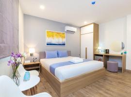 Cozrum Lux Hotel, hotel near Tao Dan Park, Ho Chi Minh City