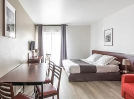 Résidence Du Parc Val d'Europe, hotel i Montévrain