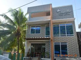 OYO 712 Island Hop Nido Hostel, hotel in El Nido
