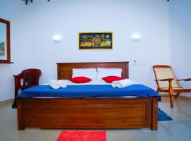 Bluewhale Lagoon Resort Ahangama, hotel in Ahangama