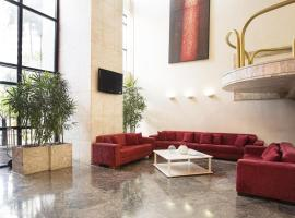apart hotel sol victoria marina, hotel near Bahia Iate Club, Salvador