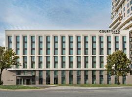 Courtyard by Marriott Hamburg City, hotelli Hampurissa