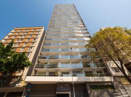 123 Praça da Sé, apartment in Sao Paulo