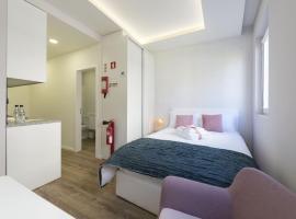 Apartamentos do Prado In Douro, hotel in Vila Real