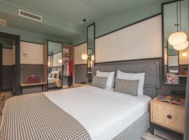 City Life Demir Hotel, hotel in Fethiye