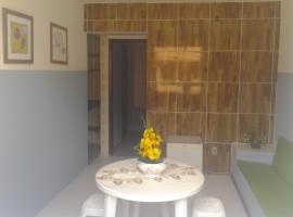 Pousada Odemir Ferreira, budget hotel in Vera Cruz de Itaparica