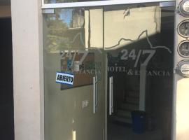 estancia 24/7, hotel en Xilitla