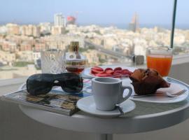 Escape to St Julians, hotel near University of Malta, St. Julian's