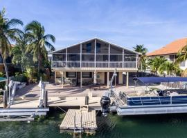 Cypress House 3bed/2bath with 40ft of dockage, vacation rental in Islamorada