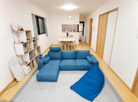 Villa Spacious & Modern Inn Megumi-an Nishijin Kioto