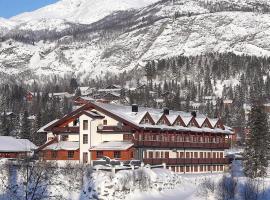 Fanitullen Hotel, hotell i Hemsedal