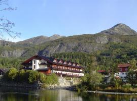 Fanitullen Hotel, hotel i Hemsedal